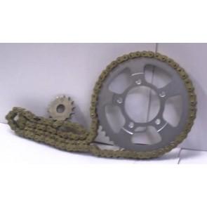 Chain & Sprocket Kit (Standard Gearing)