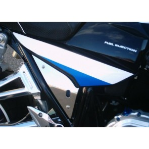 GSX1400 Stainless Side Panel Inserts