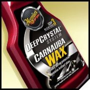 3 - Deep Crystal Carnauba Wax