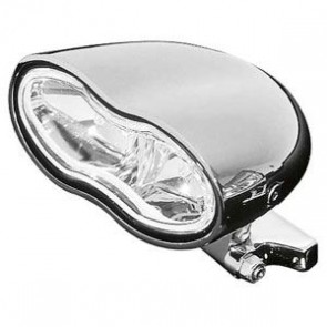 Dual Oval Headlamp