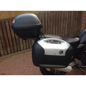 H & B Journey & Junior Top Boxes & Panniers