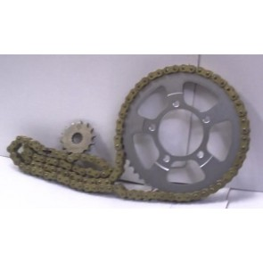 Chain & Sprocket Kit (14Tooth Front)