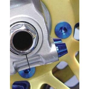Titanium Front Axle Pinch Bolt Kit