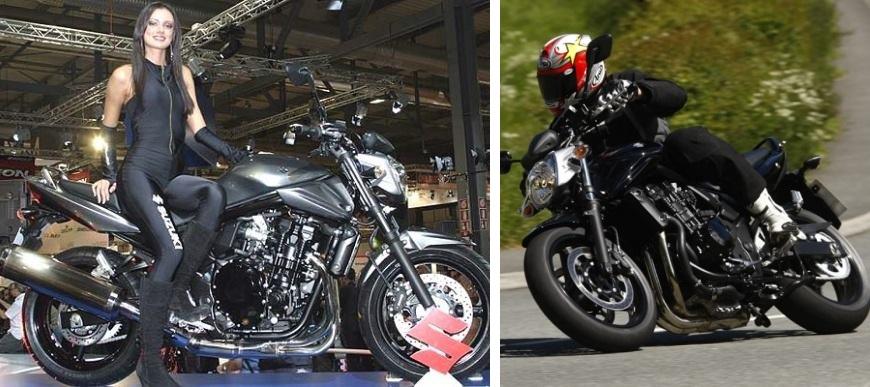 Suzuki Bandit Motorbike Parts